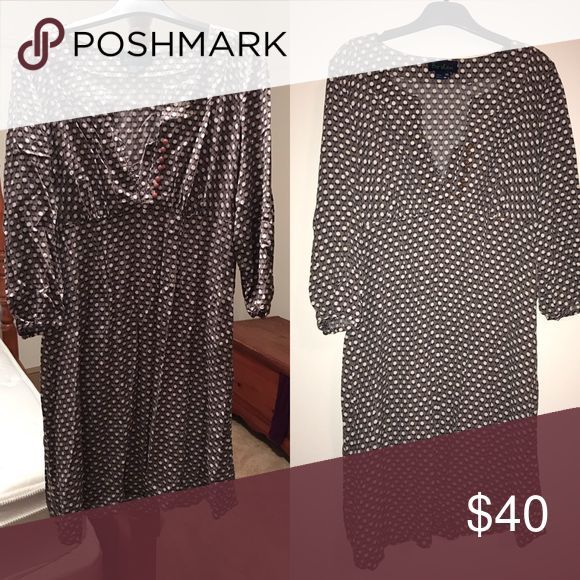 boden dress super classy boden dress. worn ONE time. 🍂🍂🍂 Boden Dresses
