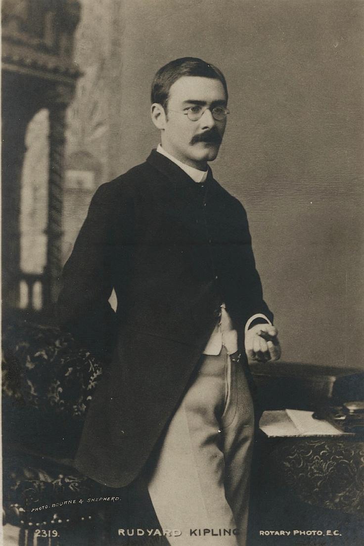 best ideas about newspaper jobs funny headlines rudyard kipling 1865 1936 british writer kipling was born in bombay