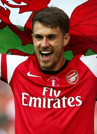 Aaron Ramsey - #Arsenal FC - Wales Welcome back!