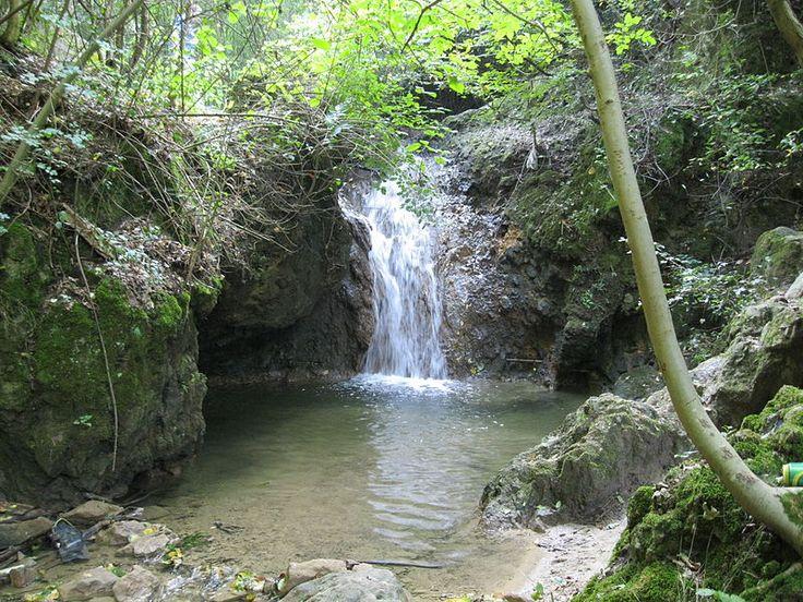 A Jegenye-völgyi vízesés Solymáron található a Budai-hegységben, nem messze Budapest határától. Az Alsó-Jegenye-völgyben futó Paprikás-patak vize egy 4-5 méter magas sziklalépcsőről zúdul le, így ez a Budai-hegység legnagyobb vízesése. A patakot akár babakocsival is kényelmesen járható sétaút övezi.  Látnivalók a közelben:  Solymári vár/Szarkavár  Rózsika-forrás  Hol van a Jegenye-völgyi vízesés?  Alsó-Jegenye-völgy, Solymár - Budapesttől 15-20 km-re.