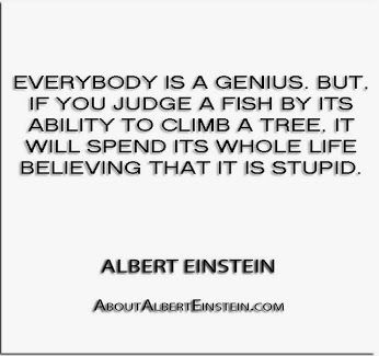 Everybody could be a genius , if you could only believe more in your own selves... That would be ... So brilliant  ...hehe... xD...Mhm ... Oh yes ...!! ... True that ...!! ... :P ... ;) ... ^^ ... x)) ... :))) ... ;) ... :D ...!!! ...XD