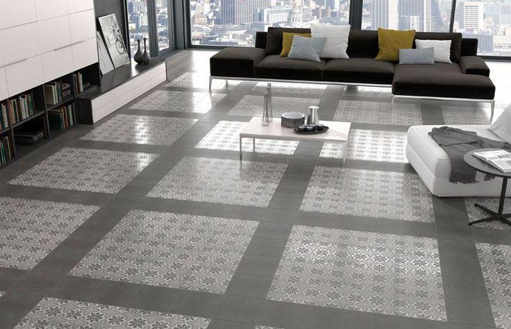 Keramische patroontegels 25x25 met fijn Ruzafa patroon (13), Tegelhuys