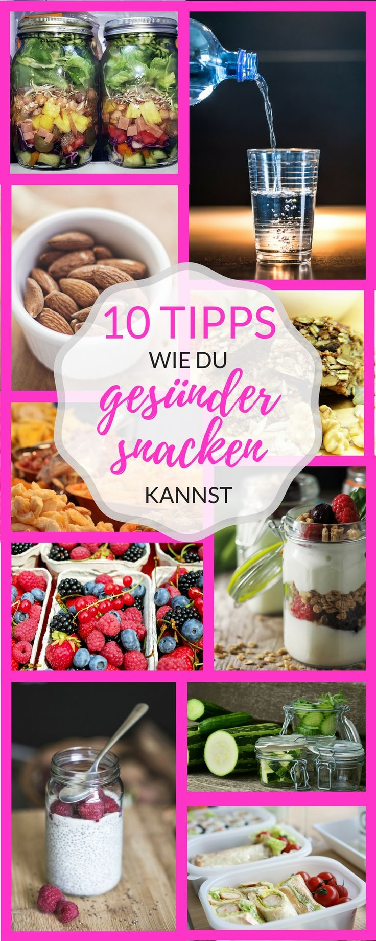 Inspiration und Tool-Tipps für gesunde Büro-Snacks – female-fitness24 Ernährung, Outfits, Blog, Workout, Motivation