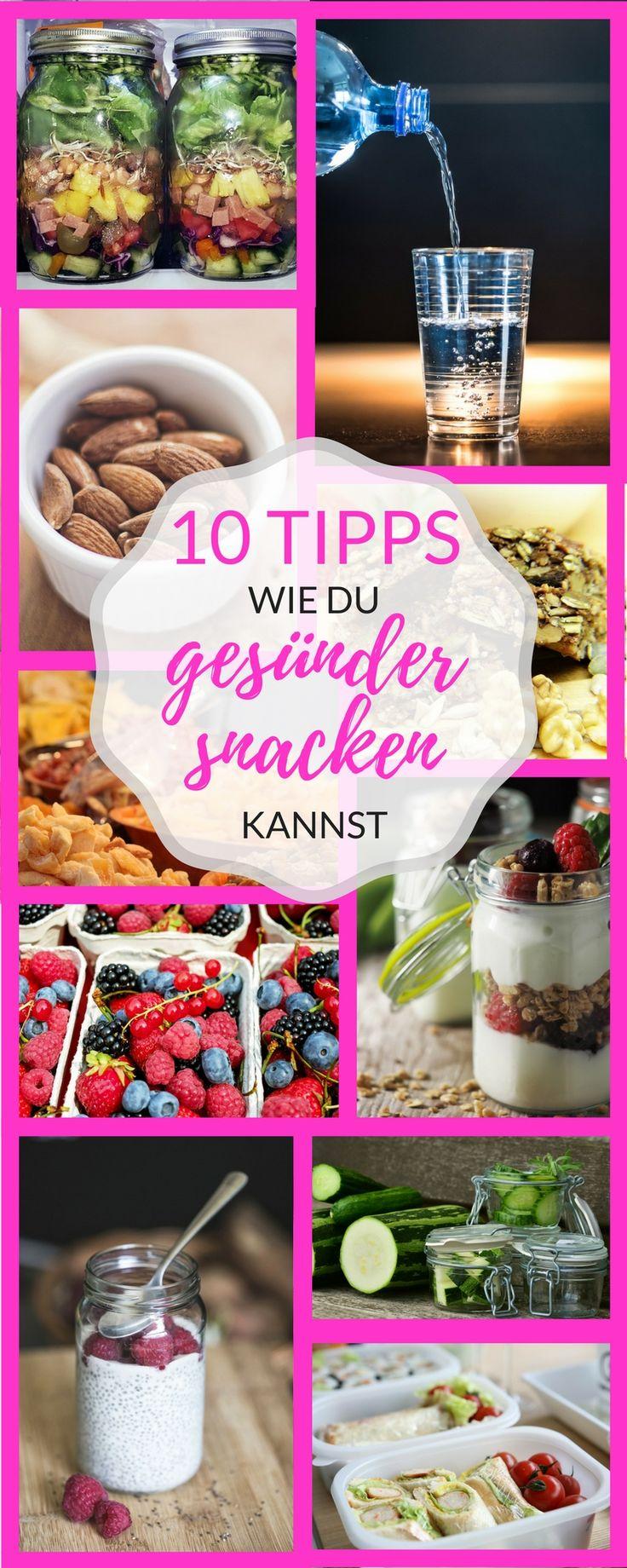 10 Tipps, wie Sie einen gesünderen Snack zubereiten können – im Büro, in der Schule oder an der Universität #snacks #g …   – Abnehmen