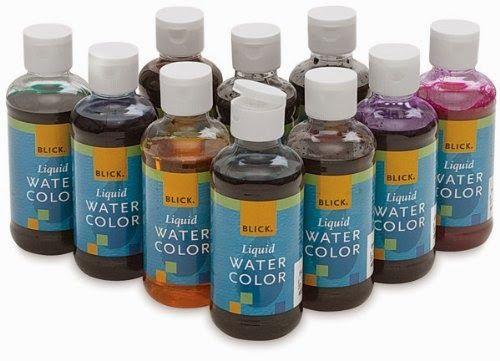What Are Liquid Watercolors And Why Would You Want Them Liquid