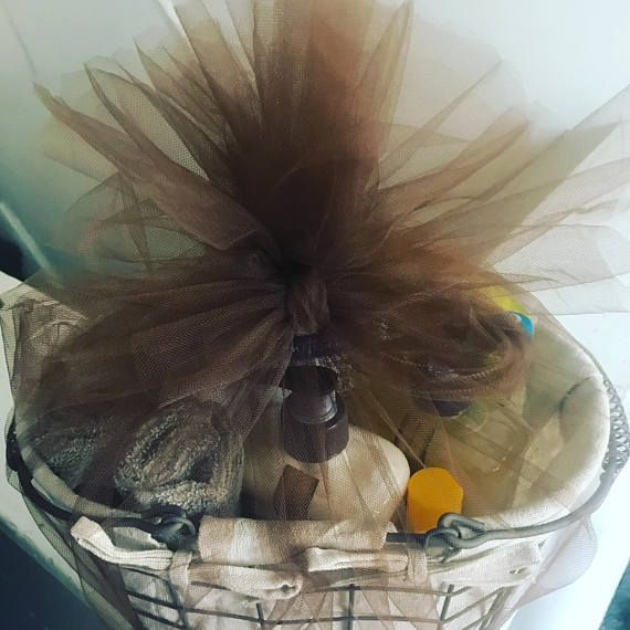 Woman gift basket