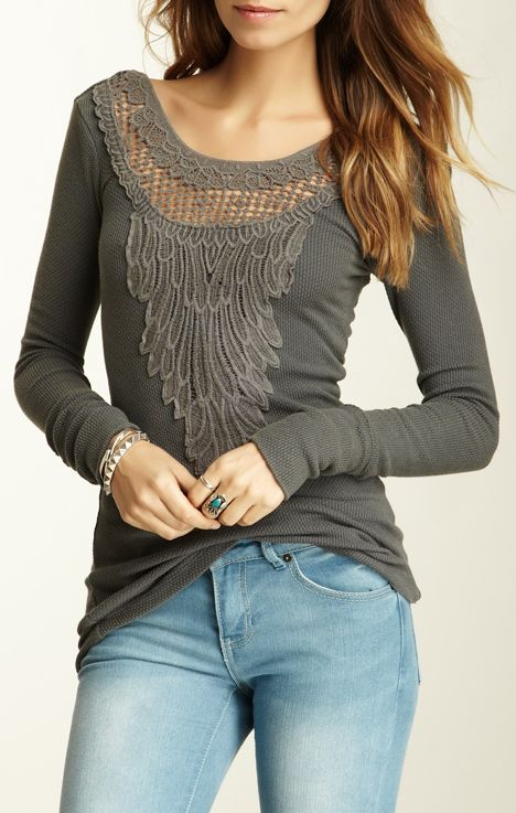 lace thermal