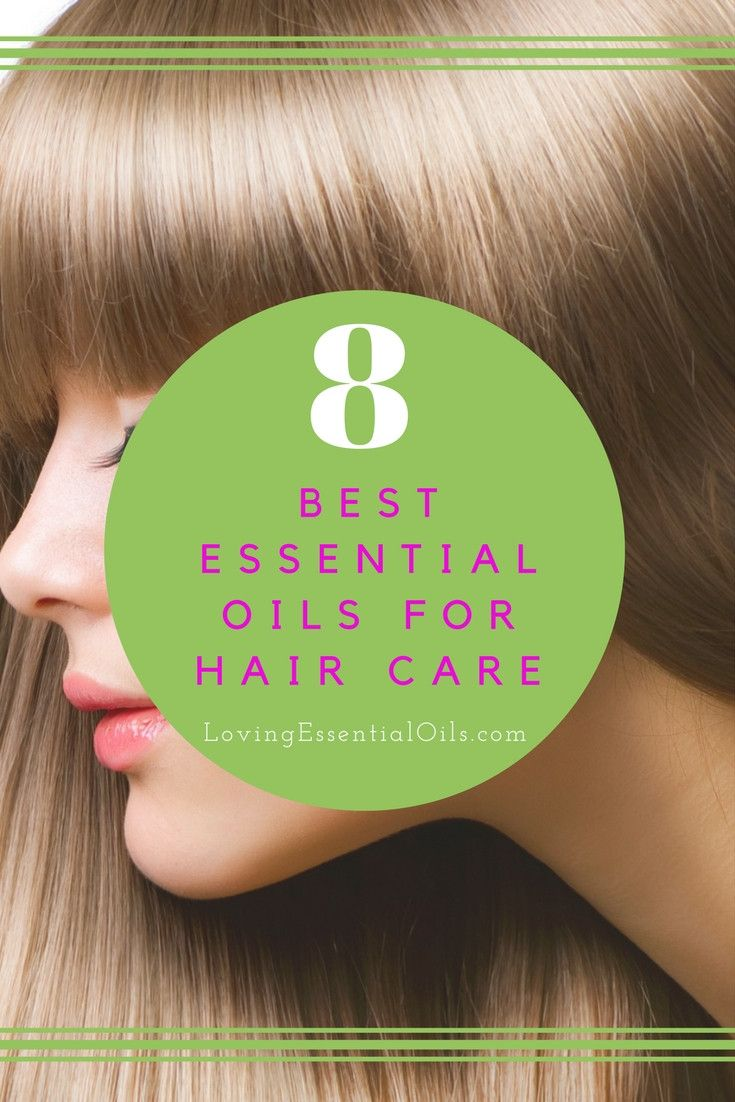 8 Best Essential Oils For Hair Care | How To Get Beautiful Hair With Essential Oils | Natural Beauty Tips | Essential Oil Uses for Hair