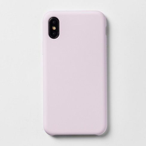 new style ff40a 57cb9 heyday™ Apple iPhone X Silicone Case : Target | Phone in 2019 ...