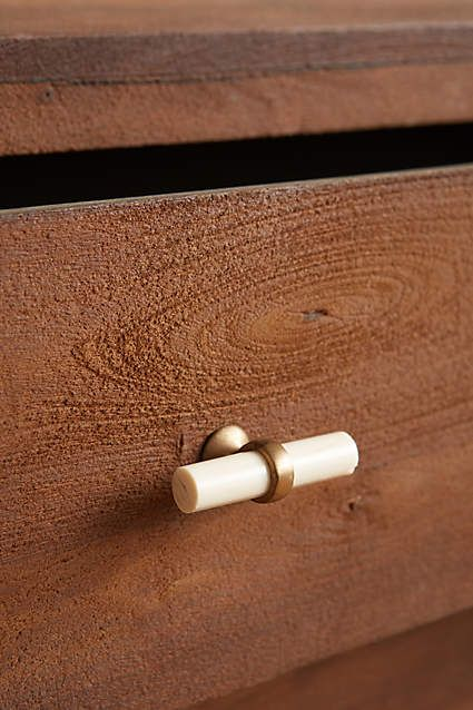 Tanah Three-Drawer Dresser - anthropologie.com