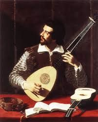 The theorbo, William Lawes' instrument