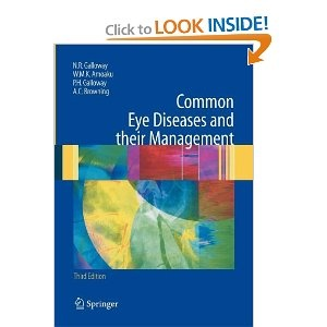 Module 6. Chapters 19 and 25. Common Eye Diseases and their Management (Common Eye Diseases and Their Management (Galloway))