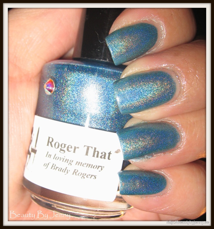 Girly Bits Roger That