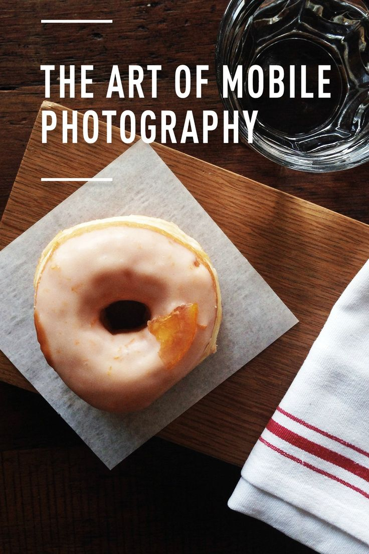 The Art of Mobile Photography | discusses the iPhone but general tips can most likely be used for other phones...