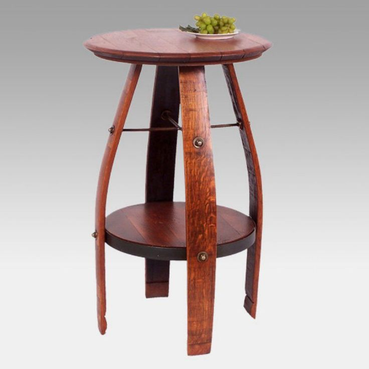 2 Day Designs Reclaimed Wine2Night Counter Height Pub Table   819T