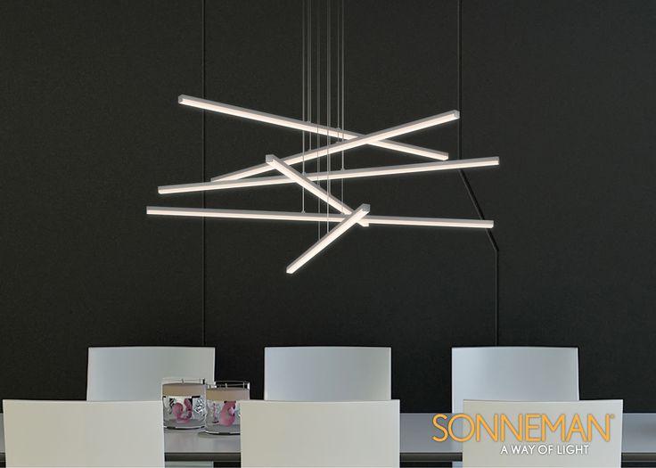 Luxury lighting direct sonneman lighting stix collection