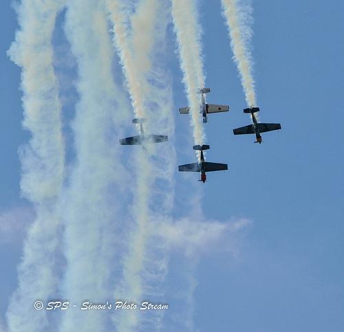 Throckmorton Airshow 2013