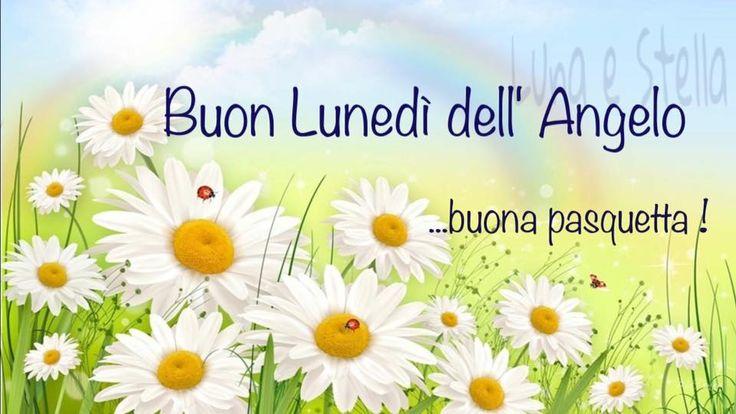 Buon Lunedì dell'Angelo... buona pasquetta ! #pasquetta lunedi dell angelo