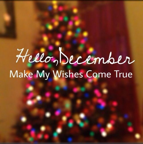 Lovely Hello December