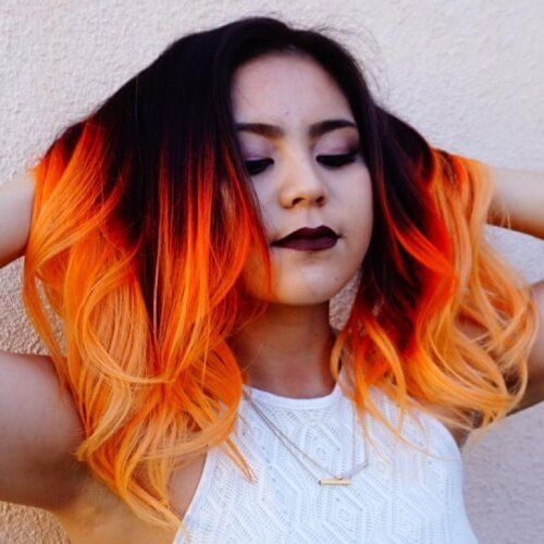 50 fiery red ombre hair ideas – Best Hairstyles