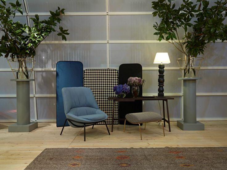 arflex - Leadle design Luca Nichetto #arflex #lucanichetto #ladle #armchair