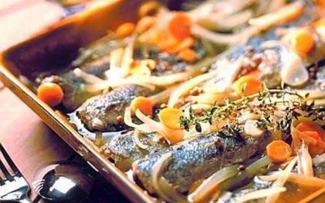 Marinata di sarde, carote e cipolle ecco la ricetta #marinata #di #sarde #carote #e #cipolle