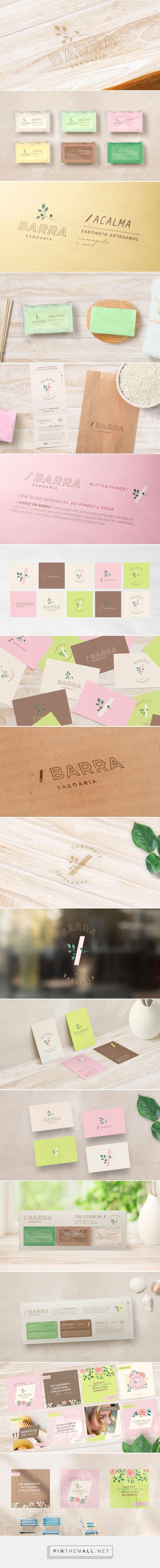 Barra Saboaria - Packaging of the World - Creative Package Design Gallery - http://www.packagingoftheworld.com/2017/10/barra-saboaria.html