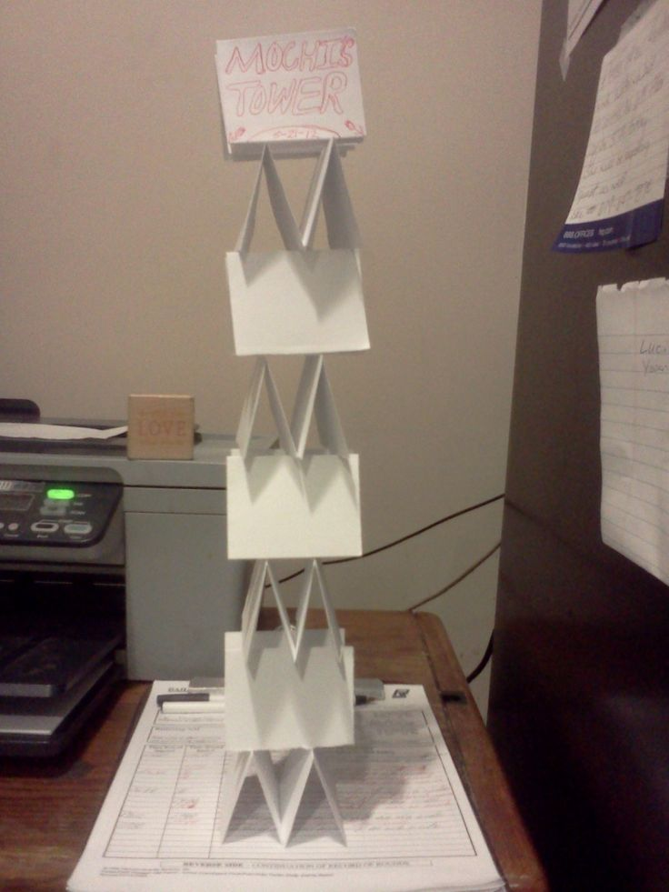 Image Result For Tallest Building Sheets Of Paper Team Building