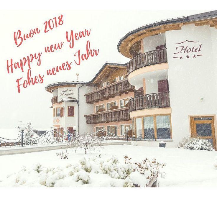 Tanti auguri da tutta la famiglia Marini per uno splendido 2018! #mybelsoggiorno #valdinon #happynewyear