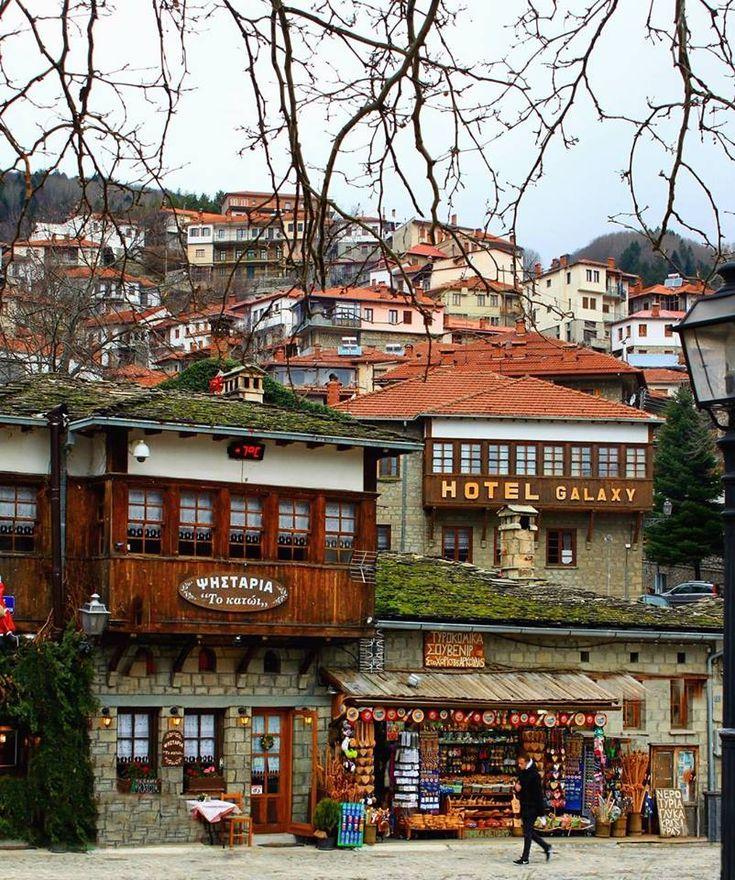 Metsovo, Greece...