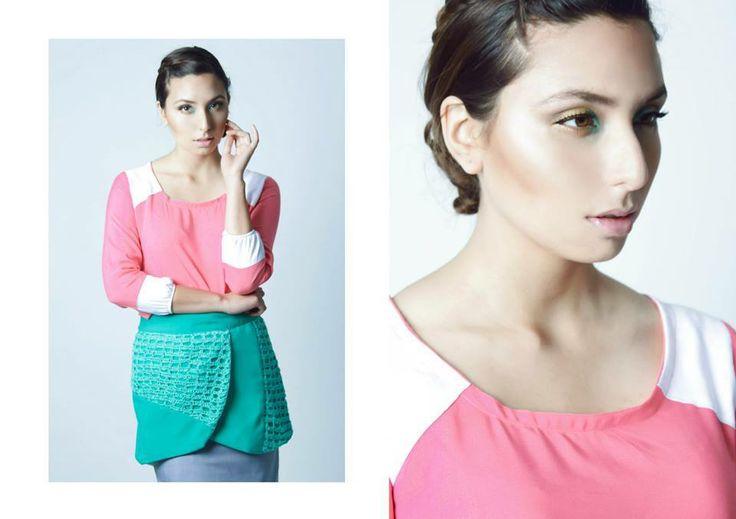 Fotografía: Fabrizzio Valenzuela. Diseño de Vestuario: Erika. Maquillaje y Peinado: Claudia Victoriano. Modelo: Miyodzi Watanabe