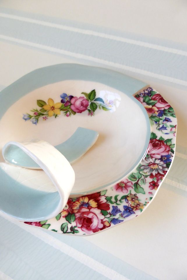 Beccy Ridsdel's Under the Surface sculptural porcelain bowl, £70.00