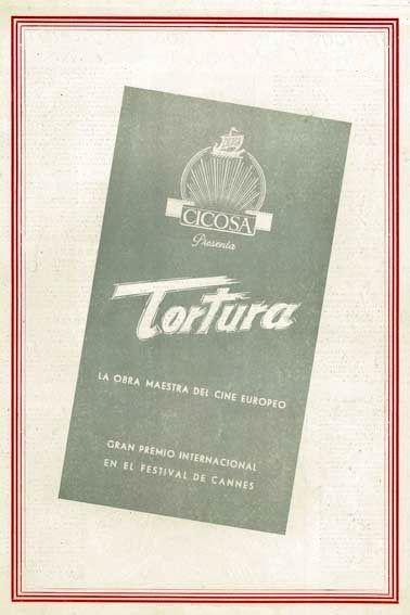 "Tortura (1944) ""Hets"" de Alf Sjöberg - tt0036914"