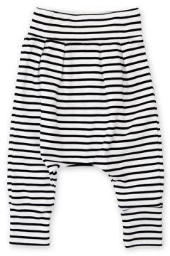 Çizgili Şalvar Pantolon-Siyah Beyaz https://modasto.com/baby-ve-corner/erkek-cocuk/br1487ct138
