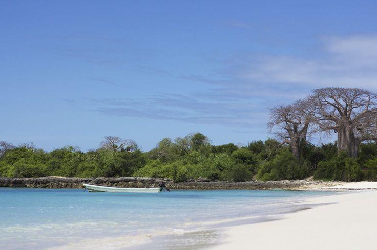 Sofie Martine blog - Tanzania Africa travel bounty beach