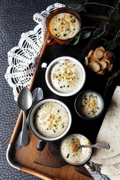 soupe creme de panais au curry 00003 LE MIAM MIAM BLOG