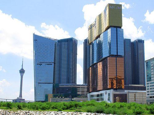 MGM Macau (美高梅)