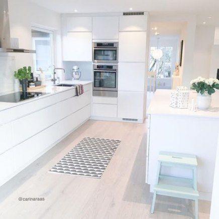 Best Kitchen Cabinets White Small Islands 33 Ideas I 2020 Med Billeder Kokkendesign