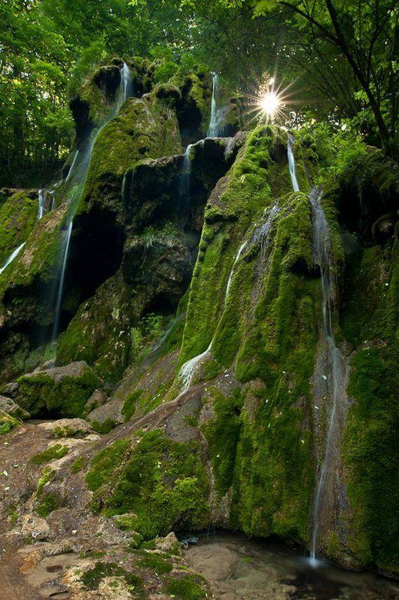 Cascada Beusnita, Cheile Nerei