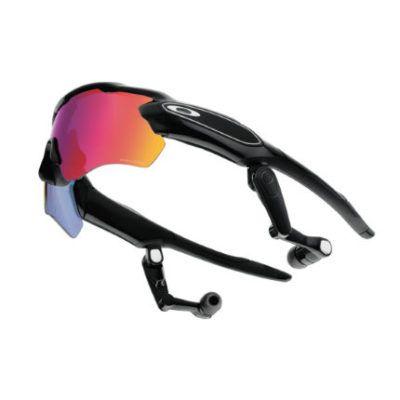 """Las RADAR PACE™ son unas gafas de sol deportivas""""Gafas de sol Oakley Radar Pace"""" que integran una tecnología inteligente para brindarte un sistema de entrenamiento revolucionario en tiempo real y activado por voz."""