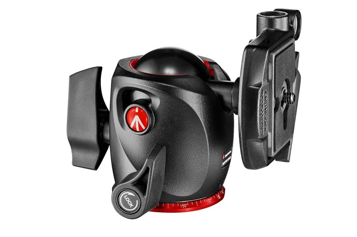 #Manfrotto XPRO Ball #Head in magnesium with 200PL plate