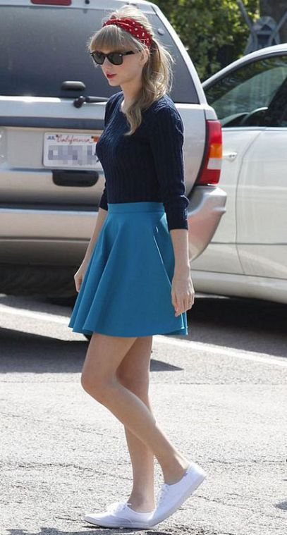 Taylor Swift Fashion Style 16