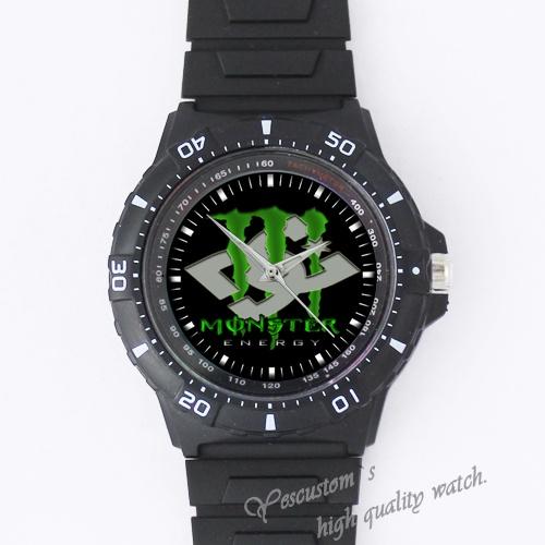 Monster-DC Custom Black plastic high quality watchPlastic High, Black Veils Brides, Book Worth, Watches Black, Quality Watches, High Quality, Custom Black, Black Plastic, Men Watches