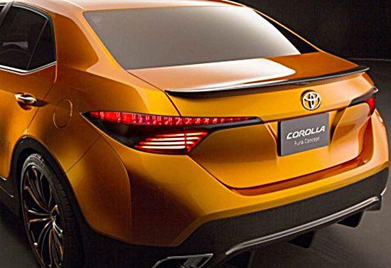 2017 Toyota Corolla S Redesign