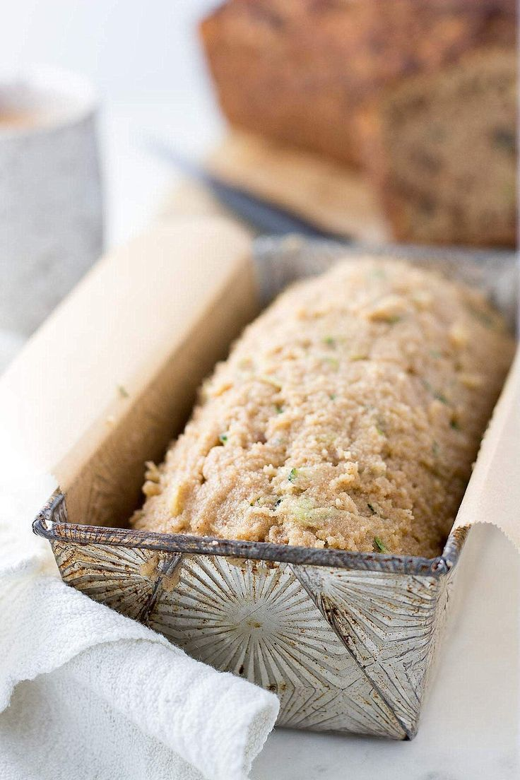 This Low Carb Zucchini Bread is made from coconut flour so it is more allergy and budget friendly. It's sugar-free & perfect for a keto snack! There is the option to make it nut-free as well!