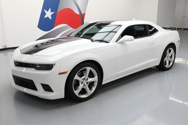 Awesome Awesome 2014 Chevrolet Camaro SS Coupe 2-Door 2014 CHEVY CAMARO 2SS RS L…