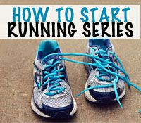 A series of posts on how to start running! From getting in the right mind-set to buying gear, avoiding injury, and setting a schedule! #running #fitness