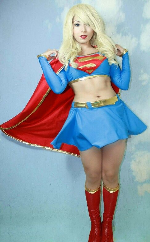 Pin by COSPLAYPROFILER on SUPERGIRL COSPLAY I