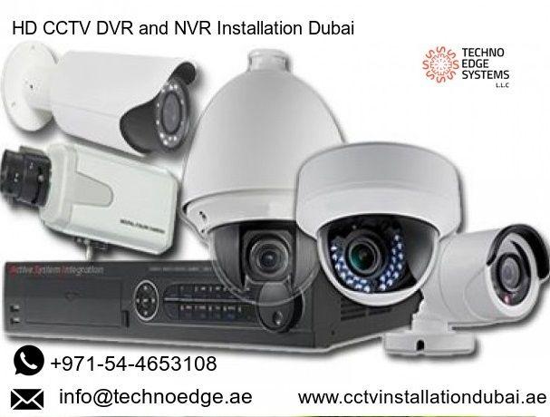 Hd Cctv Dvr And Nvr Installation Cctv Camera Cctv Camera Installation Security Camera Installation