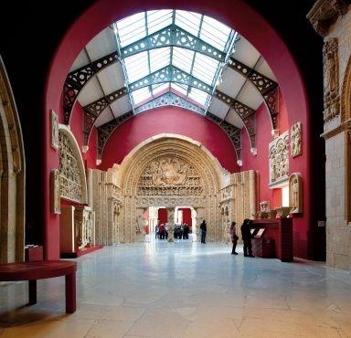 Cité de l'architecture et du patrimoine, Palais de Chaillot